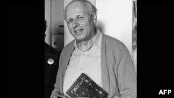 Андрей Дмитриевич Сахаров. Фото 1988г.