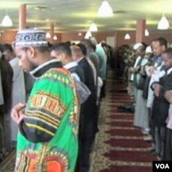 Cilj odjela je uspostaviti povjerenje izmedju muslimana i ne-muslimana