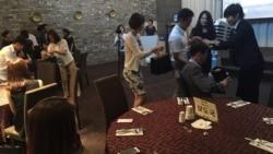 한국 민간 '국민통일방송', 탈북민 등 출연자들에 감사 행사