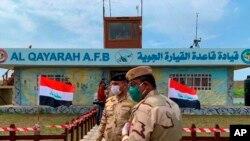 یہ صدارتی معافی ایسے موقع پر دی گئی ہے جب عراق سے امریکی فوج کے انخلا پر زور دیا جا رہا ہے۔