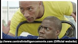 central intelligence movie