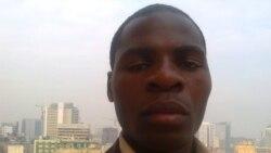 """22 Jun 2018 AFS - Agostinho Sikatu: """"O angolano está sempre à espera até morrer"""""""