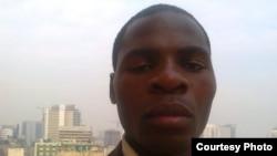 Agostinho Sikato Presidente Centro Debate e Estudos Académicos em Angola