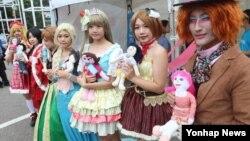서울 국제 만화 축제 이모저모