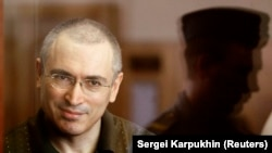 Xodorkovskiy qamoqdan chiqdi