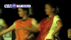جیهان له 60 چرکهدا 26 ی دهی 2012