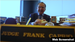 Frank Caprio is famous for his viral traffic court videos. His last video has been played over 1 million times.