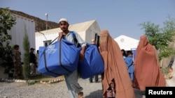 عودت کنندگان افغان