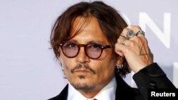 Aktor AS, Johnny Depp