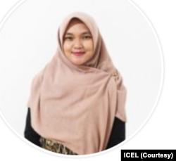 Deputi Direktur Bidang Program dan Kepala Divisi Tata Kelola LH dan Keadilan Iklim ICEL Grita Anindarini. (Foto: Courtesy/Website ICEL)