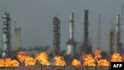 Иракское месторождение газа в провинции Киркук