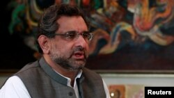 وزیراعظم شاہد خاقان عباسی (فائل فوٹو)