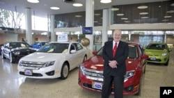 En agosto se vendieron en EE.UU. 1,58 millones de vehículos.