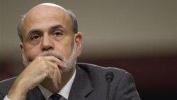El presidente de la FED, Ben Bernanke, dijo que le sigue preocupando cuándo la economía de EE.UU. cobrará impulso.