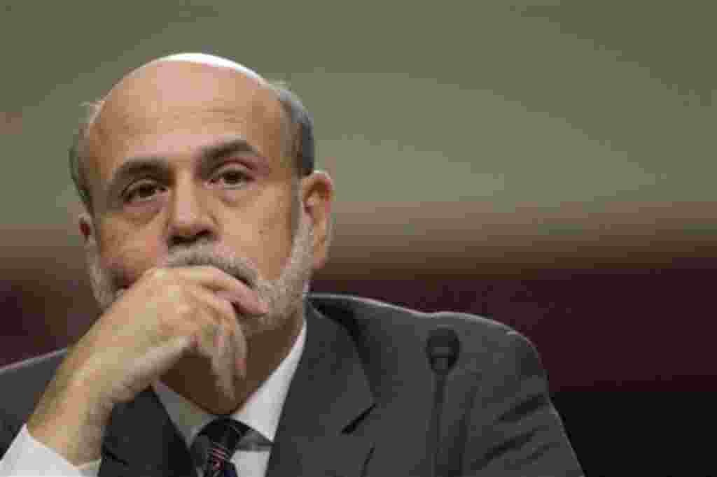 Ben Bernanke, presidente del Banco de la Reserva Federal.