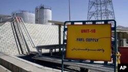 Fasilitas pengayaan uranium Iran di kota Arak (foto: ilustrasi). Uni Eropa Kamis (9/5) mendesak Iran agar mematuhi perjanjian nuklir.
