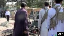 Внаслідок теракту у Пакистані загинули 25 людей