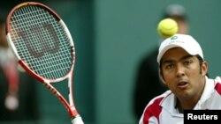 پاکستان کے مشہور کھلاڑی اعصام الحق اس بار اچھی کارکردگی نہ دکھا سکے۔ فائل فوٹو