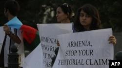 Amerikanın azərbaycanlı icması separatçılığa etiraz edir