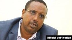 Former Somali Ethiopian region president Abdi Omar