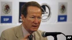 William Brownfield afirma que la crisis en la región centroamericana era inevitable.