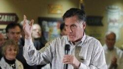 میت رامنی کاندیدای جمهوری خواه ریاست جمهوری آمریکا