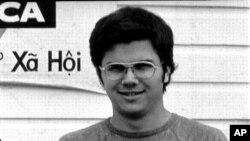Arhivski snimak Marka Dejvida Čepmena iz 1975. godine.