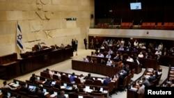 이스라엘 의회. (자료사진)