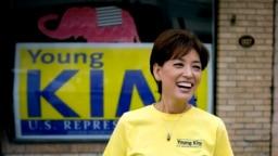 Bà Young Kim đại diện cho Đảng Cộng hòa tại địa hạt 39