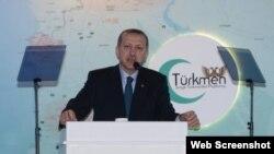 Suriya Türkmən Məclisinin quruluş iclası