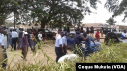 Luanda Manifestação