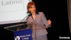 Helen Aguirre Ferré asegura que sus su trabajo como directora de comunicaciones del Partido Republicano no crea conflictos de intereses con su puesto como miembro de la junta del Miami Dade College.