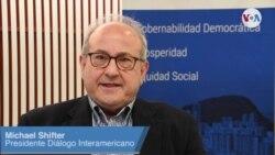 Michael Shifter, DIA, sobre Perú