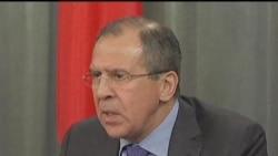 Лавров против санкций по отношению к Сирии