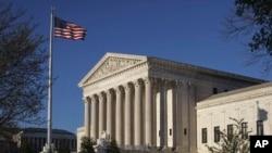 位于华盛顿的美国最高法院(资料照)