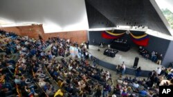 Los residentes de El Hatillo, un baluarte de la oposición, dicen que el ataque reciente a la Asamblea Nacional es un asalto a la única institución democráticamente elegida de Venezuela.