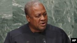 Shugaba Ghana John Mahama