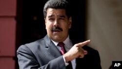 El presidente Nicolás Maduro amenazó con tomar represalias contra Aruba por la detención de Hugo Carvajal.