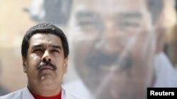 El presidente venezolano, Nicolás Maduro, dice que continuará impulsando el modelo socialista pese a la derrota sufrida en las elecciones legislativas del 6 de diciembre de 2015.