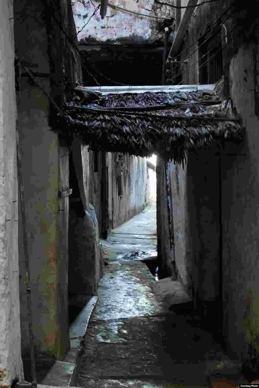 یونسکو میگوید بافت قدیمی لامو از دیگر سکونتگاههای مردمان سواحیلی بسیار بهتر نگهداری شده است.