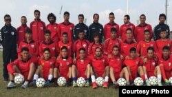 تمرینات تیم ملی در شهر لاهور پاکستان