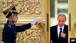 Tổng thống Nga Vladimir Putin được tạp chí Forbes bầu chọn là người quyền lực nhất thế giới.