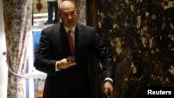 Руководитель банка Goldman Sachs Group Гэри Кон (архивное фото)