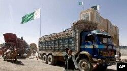 پاکستان می گوید که بنابر حسن نیت ترانزیت اموال افغانستان به هند را اجازه داده است