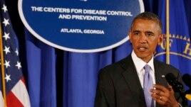 Obama: Trupat amerikane do të ndihmojnë vendet e goditura nga Ebola