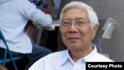 """Nhà văn Nguyễn Xuân Hoàng, tác giả """"Tự truyện một người vô tích sự"""""""