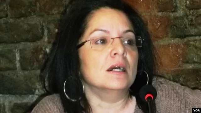 Nazan Ustundag.