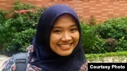 Peneliti ICJR Maidina Rahmawati. (Foto: Dokumentasi pribadi)