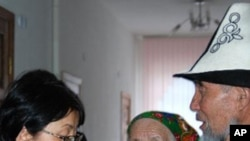 Киргистан одби надворешна воена помош