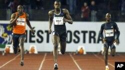 El corredor jamaicano Usain Bolt es uno de los nombres más populares de los juegos olímpicos.